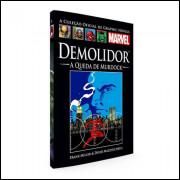 010 Livro Demolidor A Queda de Murdock