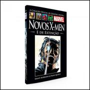 012 Livro Novos X Men e de Extinção