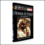 021 Livro Homem de Ferro Extremis