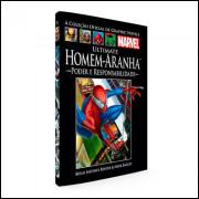 022 Livro Homem Aranha Poder e Responsabilidade