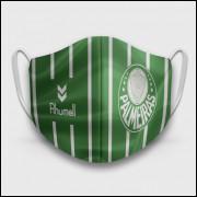 Máscara de Proteção Respiratória do Palmeiras - Modelo Camisa 1993 - Tecido 100% Poliester
