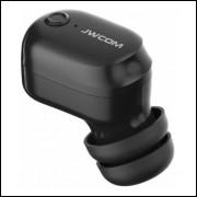 Fone Mini D Ouvido Bluetooth 5.0 Bateria 5 Horas De Música
