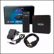 Conversor Smart Tv Box 3gb Ram 16gb Android 9.0