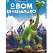 Figurinhas do Álbum O Bom Dinossauro 2016 Abril