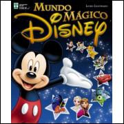 Figurinhas do Álbum Mundo Mágico Disney 2016 Abril