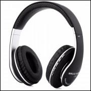 Fone Headphone S/ Fio Bluetooth B MAX