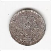 500 reis - 1912 - Estrelas Ligadas - mbc  (701)=2=
