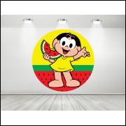Painel Sublimado Tecido Redondo Magali 1,50 de diâmetro com elástico