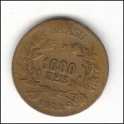 1929 - 1000 Reis - Simbolo da Fartura - ESCASSA (132) - ESCASSA