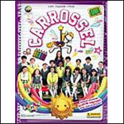 Figurinhas do Álbum Carrossel 2013 Panini