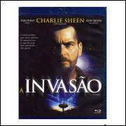 A INVASÃO - Dir. Ron Silver - Blu-ray