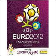 Figurinhas do Album Uefa Euro 2012 Poland Ukraine 2012 Panini