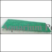Refil Esponja Verde 16,4 x 12,5 x 0,5 cm de alta densidade