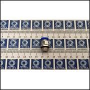 Conexao Reta Macho 1/4x06 BSP - PC06G02 Cod.001733
