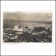 Foto Postal T. Preising  - Rio de Janeiro - Copacabana - Hotel.
