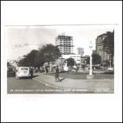 Foto Postal Colombo 38. Circulado em 1965 - Ponta Grossa - Praça Garaúna.