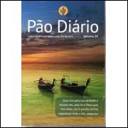 Devocional Pão Diário Volume Vol.24 Paisagem