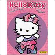 Figurinhas do Album Hello Kitty Superstar Ano 2009 Panini