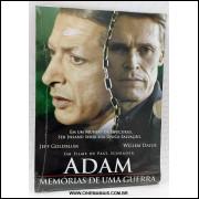 ADAM: MEMÓRIAS DE UMA GUERRA - Paul Schrader - DVD