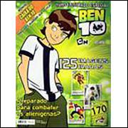 Album Ben 10 Cards Vazio Ano 2008 Online