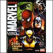 Album Herois Marvel Completo Soltas Ano 2008 Online