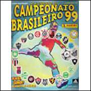 Figurinhas do Album Campeonato Brasileiro 1999 Panini