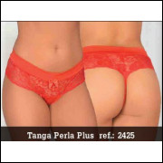 2425- tanga plus size Perla - cores a tamanho a combinar -
