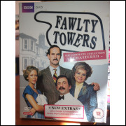 DVD Fawlty Towers - The Complete Collection