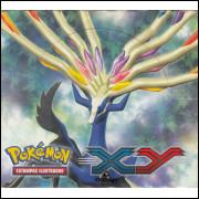 023 Caixa Fechada e Lacrada Pokemon XY