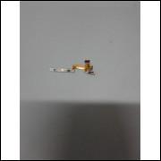 Flex Botões Power E Câmera Do LG P716 Original Retirado - usado