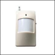 Sensor De Presença Infravermelho Sem Fio 433mhz