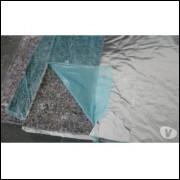 Feltro Automotivo Adesivado protetor de carpete e nivelador de assoalho
