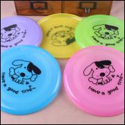 Frisbee Dog Disco Voador Resiste A Dente Grande - Verde - Frete Grátis