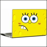Adesivo para Notebook Bob Esponja Modelo 1
