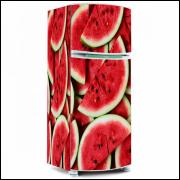 Adesivo para Envelopamento de Geladeira - Frutas - Modelo 01 - A partir de R$ 72,90