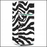 Adesivo para Envelopamento de Geladeira - Animal Print - Modelo 01 - A partir de R$ 72,90