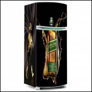 Adesivo para Envelopamento de Geladeira - Bebidas - Modelo 02 - A partir de R$ 72,90