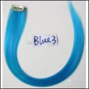 Mecha Coloridas Tic Tac Aplique 50cm - Azul 3 - Frete Grátis
