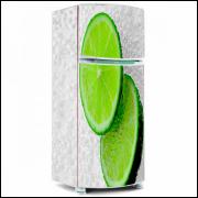 Adesivo para Envelopamento de Geladeira - Frutas - Modelo 03 - A partir de R$ 72,90