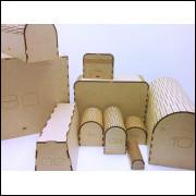 Conjunto Completo de Matrizes + Kits