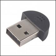 Super Mini Microfone Usb 2.0 Mic Adaptador - Frete Grátis