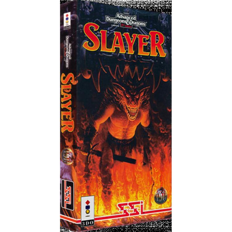 Slayer Panasonic 3DO CD ROM