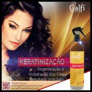 Max Keratin Galfi Hair Profissional 120ml - reconstrução imediata