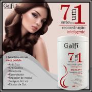 Reconstrução inteligente 7 em 1 Galfi Hair Profissional 1 kg
