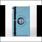 Capa Tablet Amazon Kindle Fire Hd 6 360 Graus-Azul