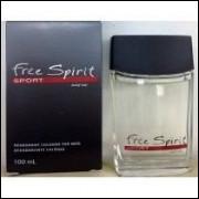 Perfume Free Spirit Sport Mary Kay  Colônia 100ml