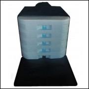 Bolsa Mochila Para Entrega De 16 Marmitex S/ Caixa Térmica