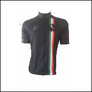 3e7b422dfc Camisa Ciclismo Unisex - Sinergy Sports - Linha Mundo   Itália