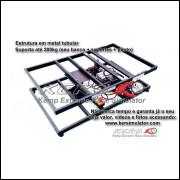 Plataforma Com Movimento 2dof Simulador Usb KERS KP-SW