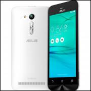 Smartphone Asus, asus celular, Zenfone GO Branco, Dual Chip, 8gb